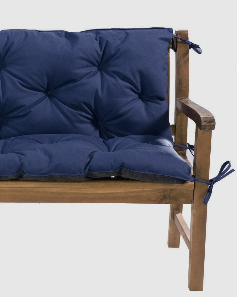 1 4seater replacement cushions for garden swing bench. Black Bedroom Furniture Sets. Home Design Ideas