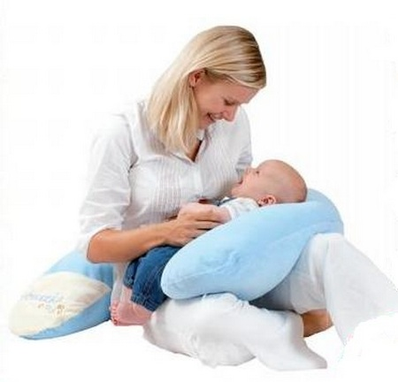 LUXURY Multifunctional Maternity Pregnancy Pillow PHYSIO Body Back Support MULTI