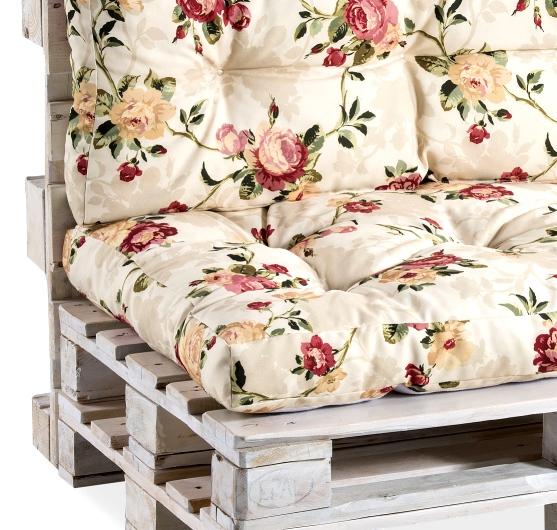 euro palette cushion pallet cushions outdoor garden sofa seat pad ebay. Black Bedroom Furniture Sets. Home Design Ideas